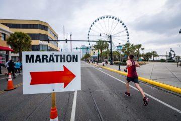 marathon-tapering